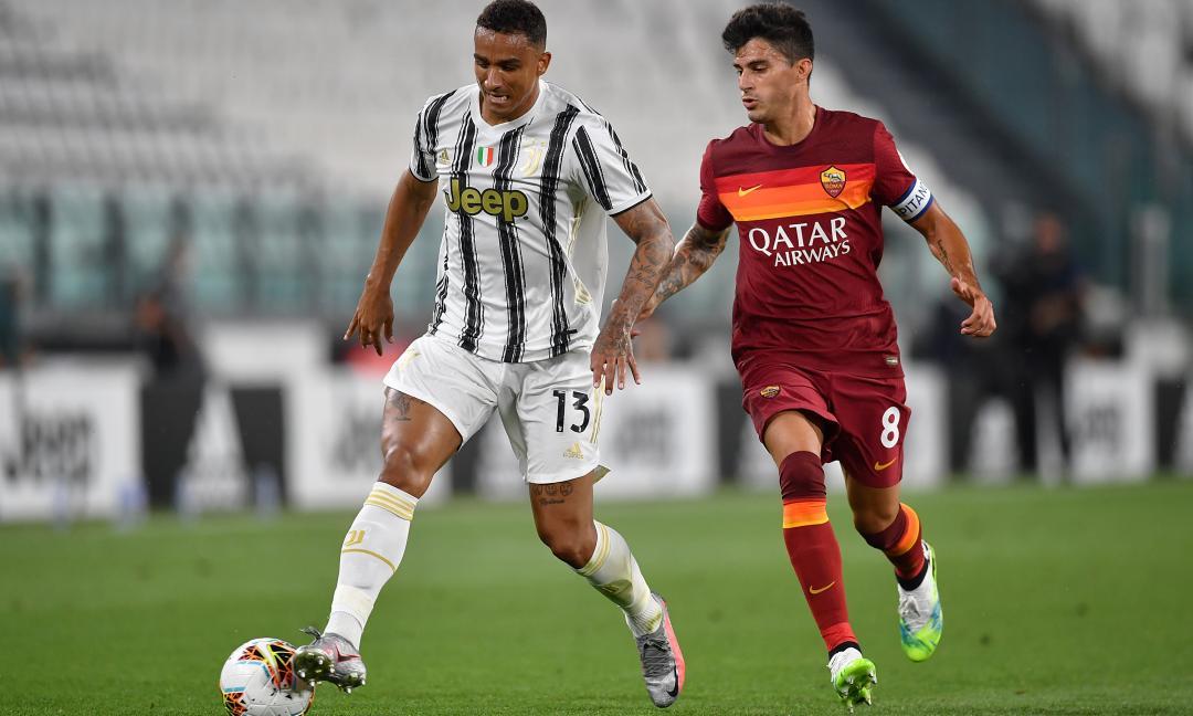 Juve-Roma, le FOTO della partita
