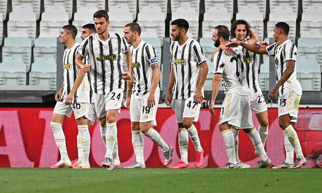 Juve-Roma: Rugani bocciato, promosso Higuain, bene i giovani, i VOTI dei giornali
