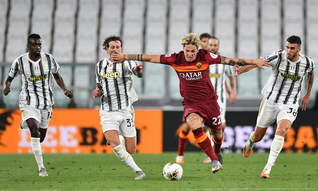 Juventus-Roma 1-3, GOL e HIGHLIGHTS