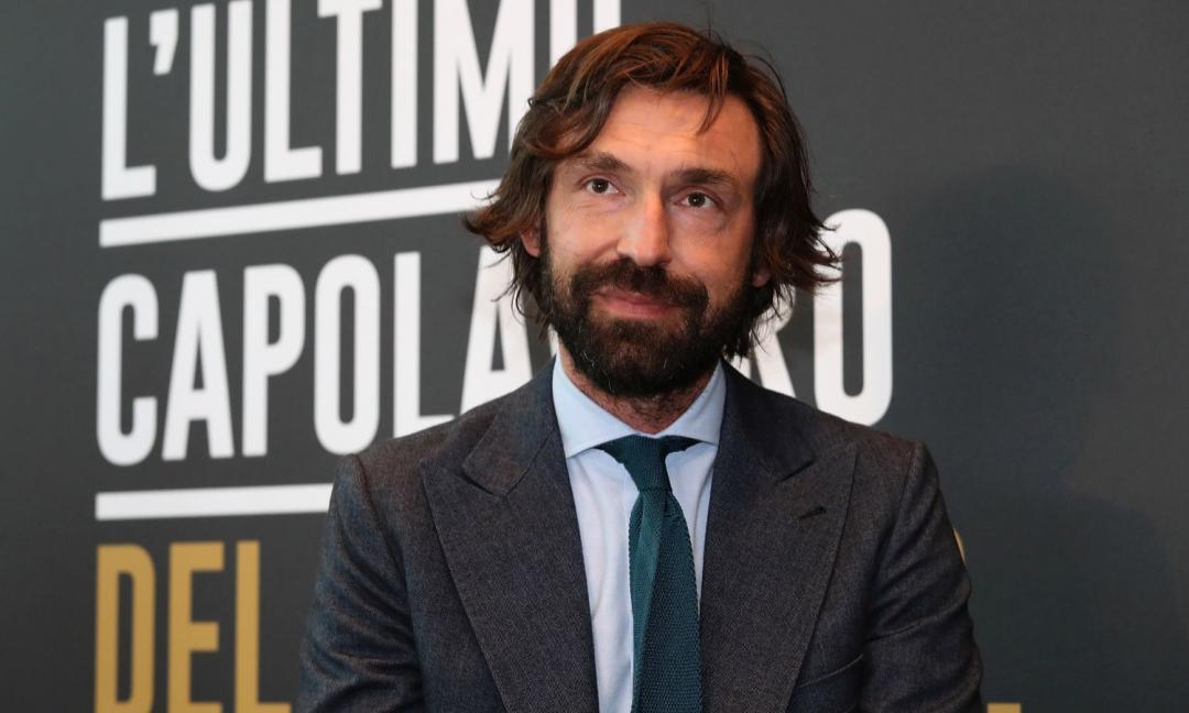 Pirlo: secondo voto più alto per il patentino, promossi anche due ex Juve