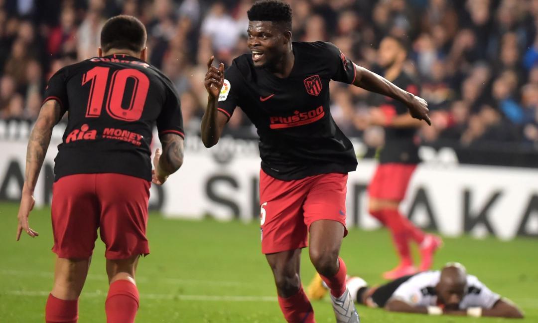 La Juve pensa a Thomas, contatti per uno scambio: chi vuole Simeone
