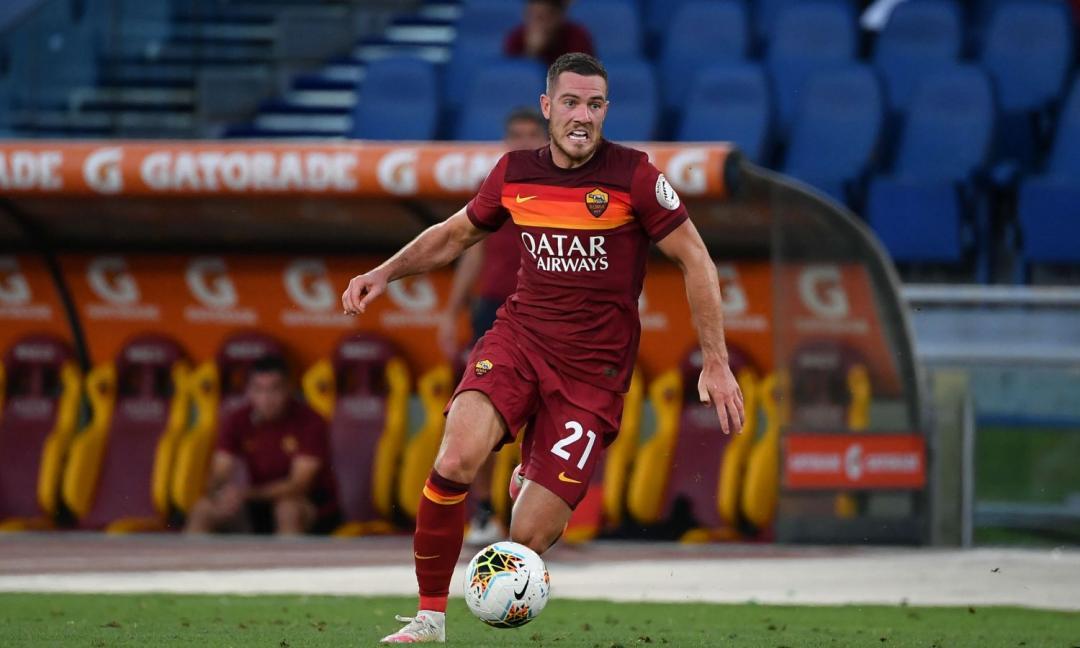 Roma, Veretout: 'La Juve? Una partita come le altre...'