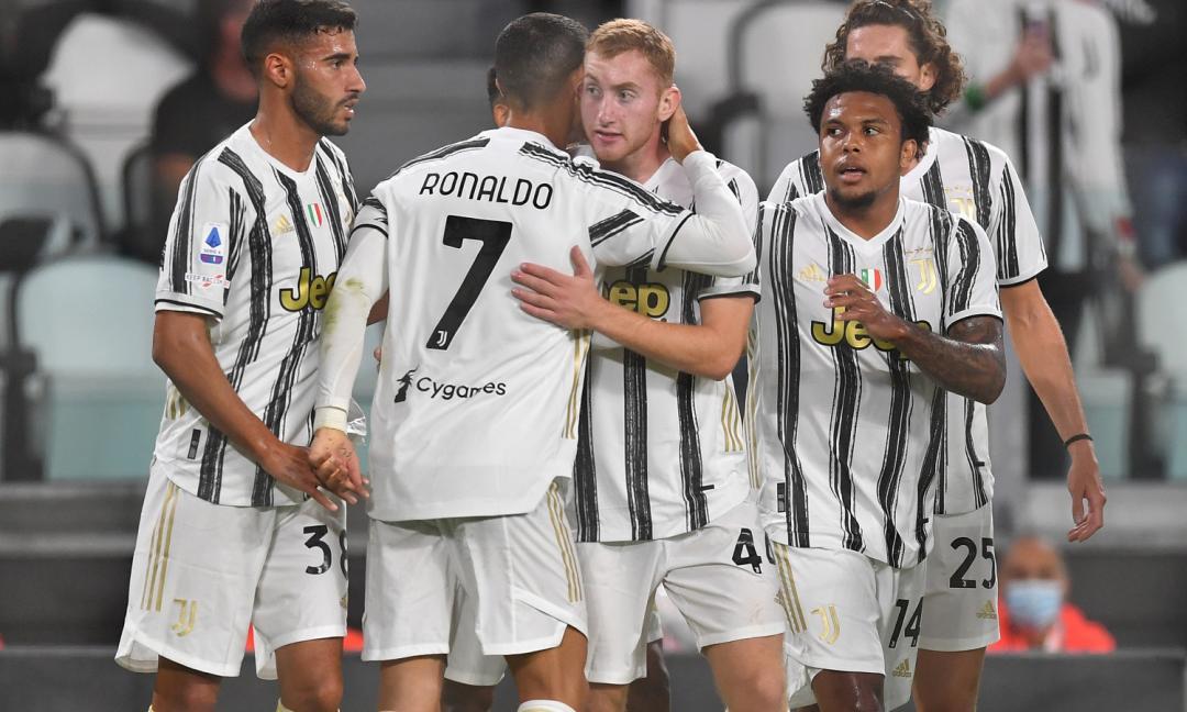 Dominio, occasioni e clean sheet: il solito Ronaldo, la Juve batte 2-0 il Cagliari