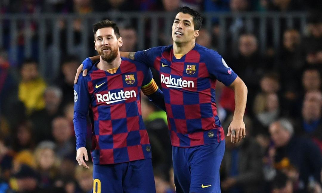 Koeman: 'Messi era arrabbiato per Suarez, vi spiego com'è andata'