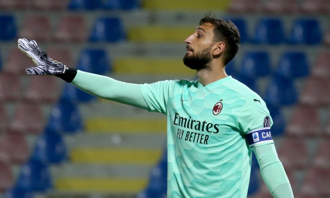 Juve, occhio a Donnarumma: rinnovo non facile con il Milan, parla Maldini