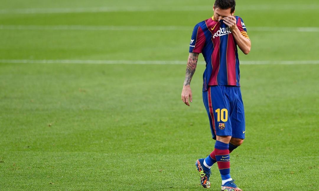 Dall'Inghilterra: Messi, nella corsa spunta anche la Juve