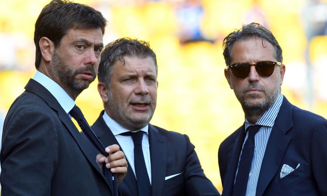 Mercato Juve, il primo obiettivo per il prossimo anno