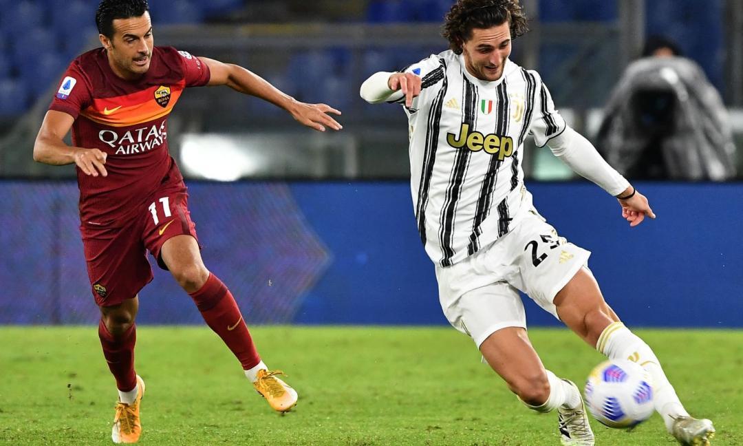 Juve, Rabiot vuole tutto: 'Obiettivi? Scudetto, Champions ed Europeo'