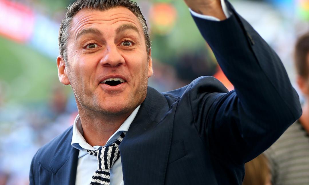 Vieri: 'Inter-Juve, 3 punti pesanti. E se perde una delle due...'