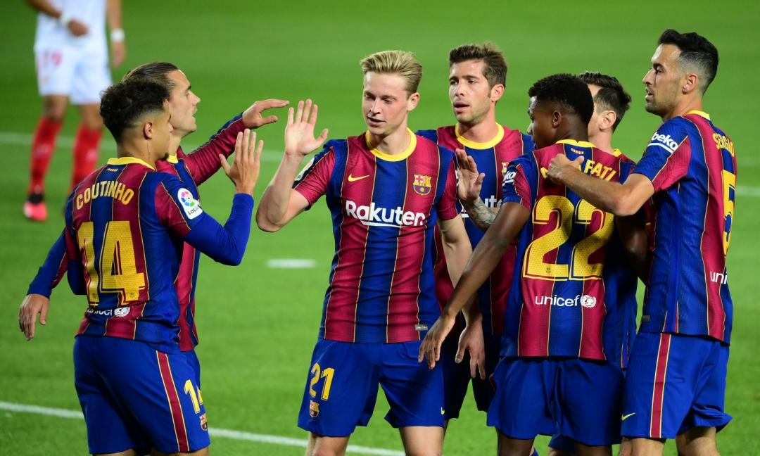 I gol di Messi, il ritorno di Koeman, il ko col Real: Juve, focus sul Barça