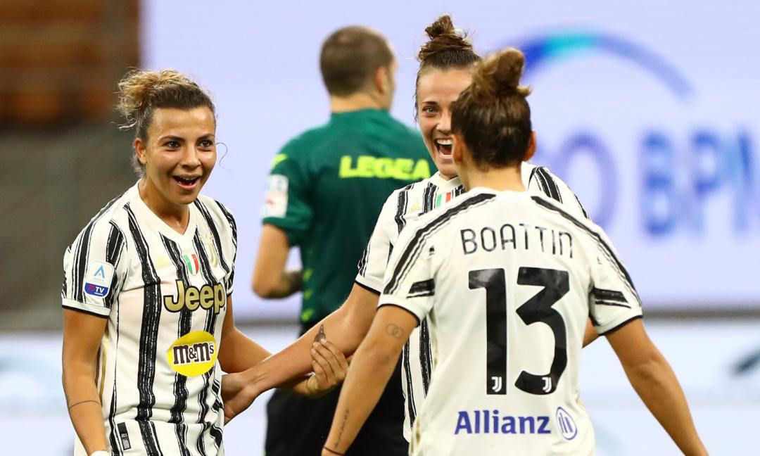 Juve Women macchina da gol, TUTTI I NUMERI della vittoria sulla Florentia