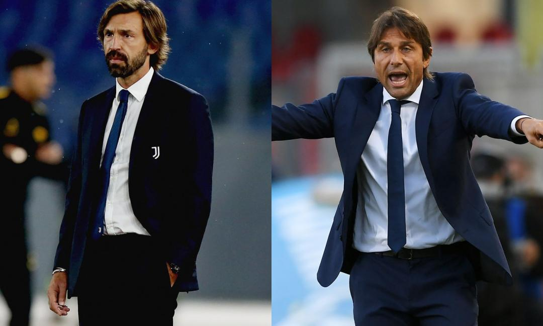 Juve, tifosi amari: 'Ciclo iniziato da Conte e Pirlo, chiuso proprio da loro due'
