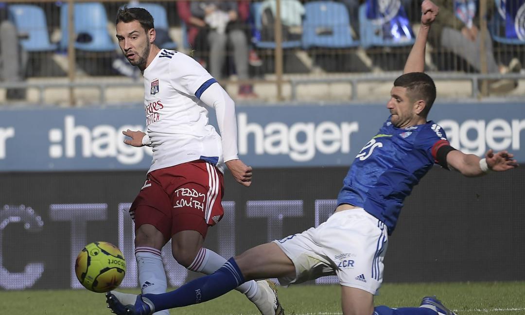 Juve, De Sciglio debutta con il Lione: la partita