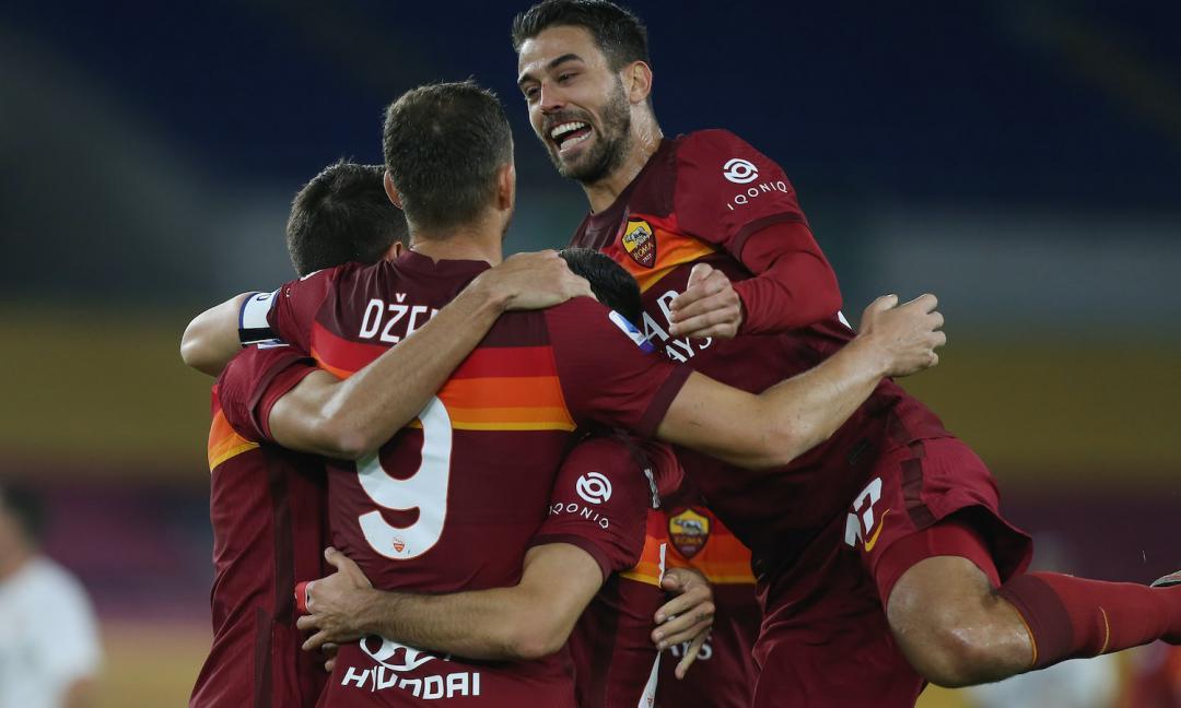 Serie A: pari tra Spezia e Fiorentina, ok Cagliari e Udinese. Cinquina della Roma