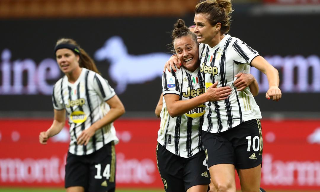 Pink Bari-Juve Women 0-4, le PAGELLE: Girelli trascina, Cernoia dipinge. La panchina entra e incide