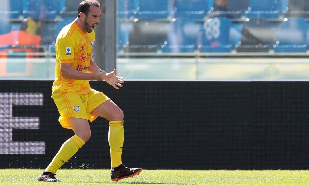 Juve-Cagliari, senza Godin e Nandez Di Francesco cambia modulo: le ultime