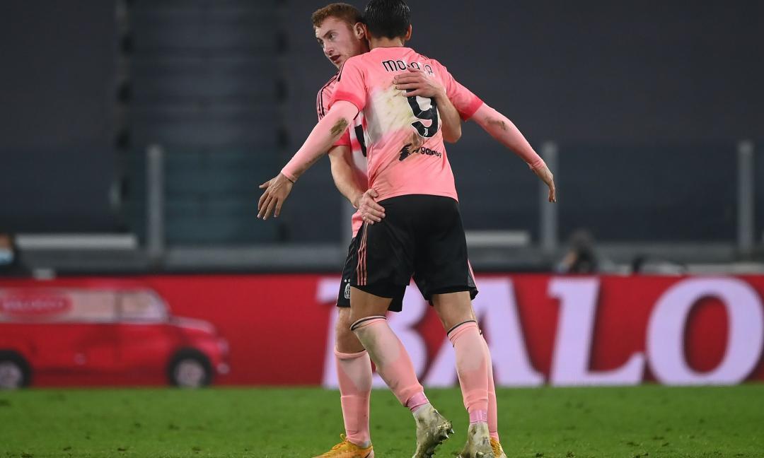 Juventus-Genoa, FORMAZIONI UFFICIALI: Bentancur-Arthur in mezzo, Kulu-Morata davanti