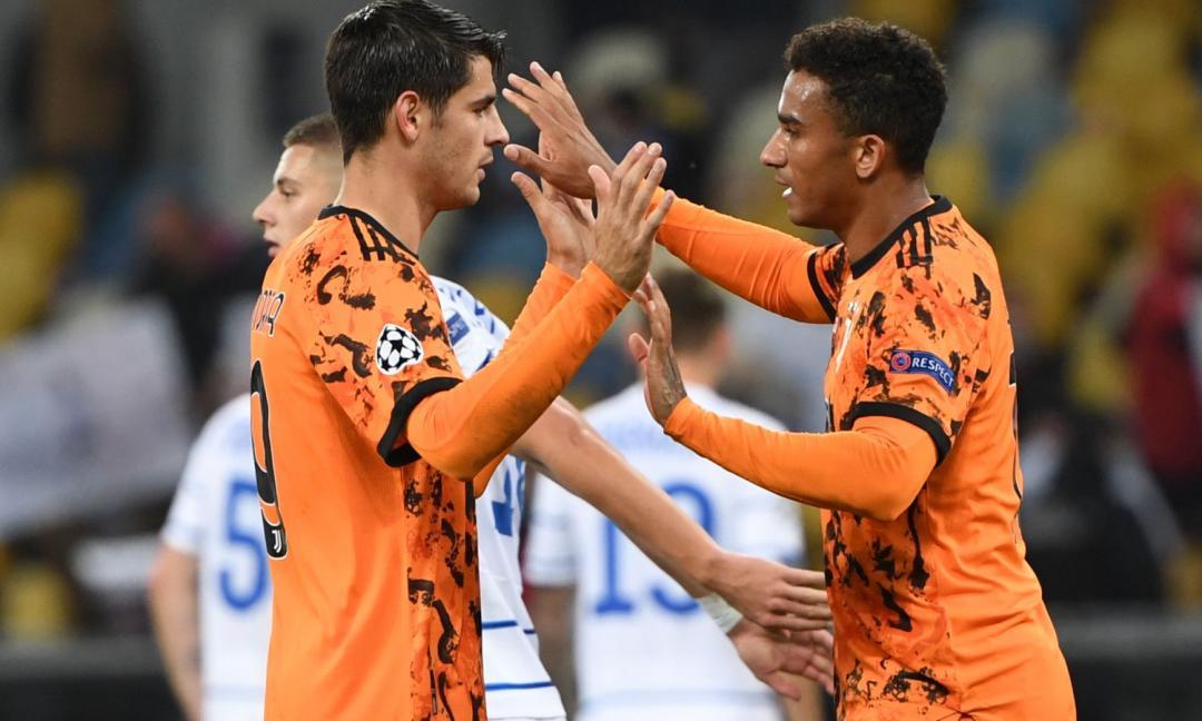 Juve-Cagliari, le statistiche del match: Morata pazzesco!