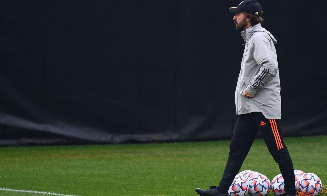 Juve U23-Pistoiese, Pirlo ma non solo: chi c'è in tribuna