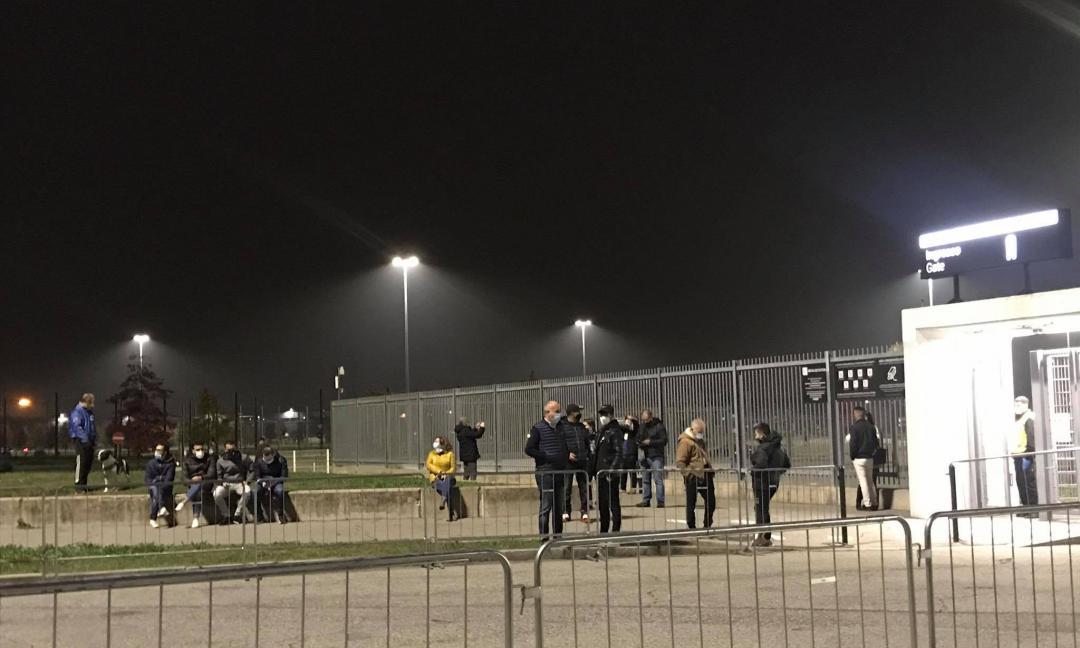 Juve, allo Stadium arriva la Samp! TUTTE LE IMMAGINI del prepartita