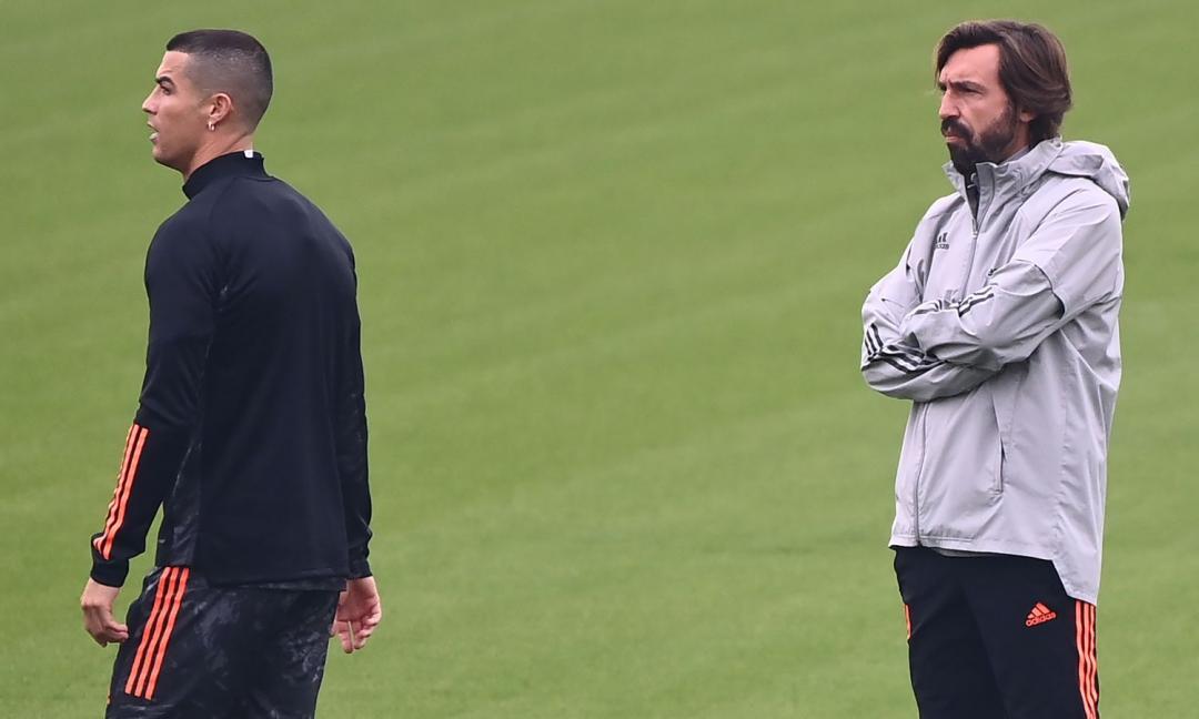 Pirlo e le lodi a Ronaldo: 'Così diventa devastante, ma...'