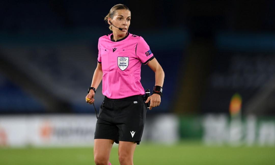 Juventus-Dinamo Kiev, UFFICIALE: arbitrerà una donna ...