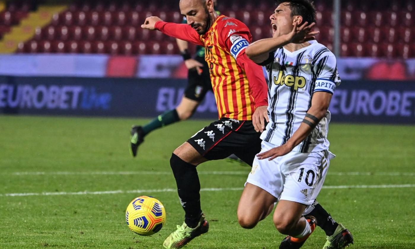 Benevento-Juve, la MOVIOLA dei quotidiani: su De Ligt era rigore! |  ilbianconero.com