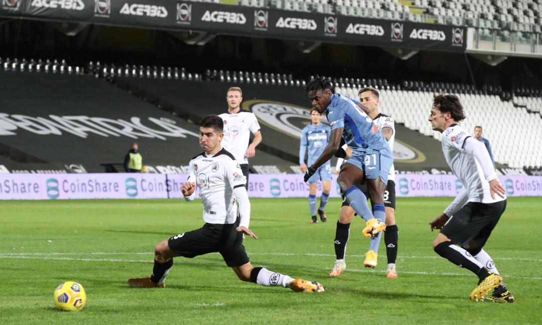 Serie A: Crotone-Lazio 0-2, lo Spezia ferma l'Atalanta!