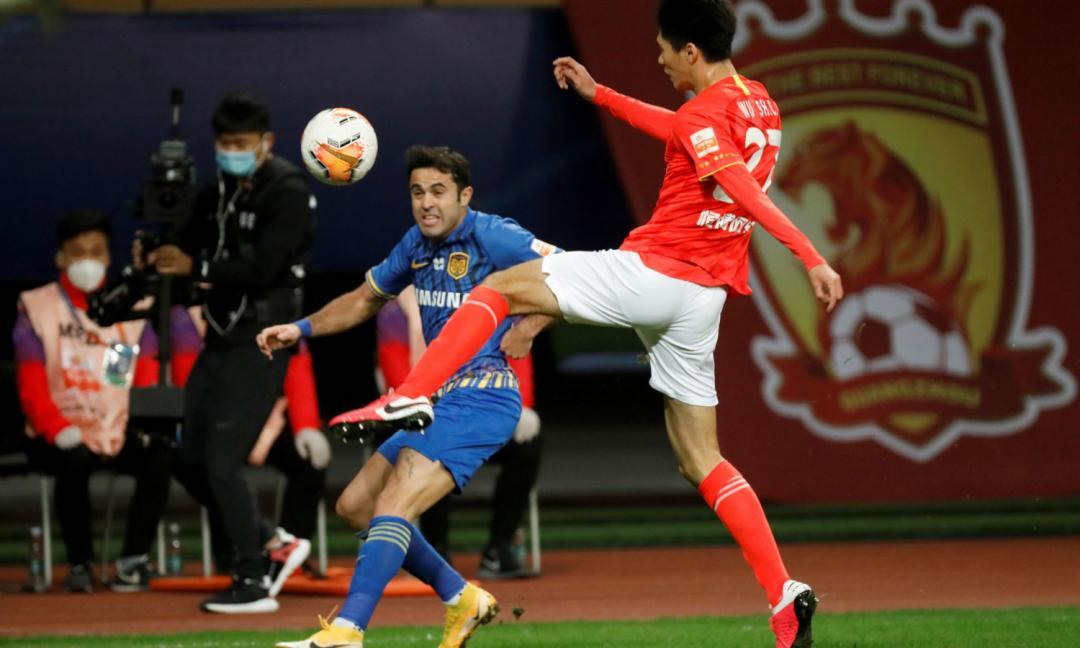 Eder: 'Ho battuto la Juve di Cina. Ora tocca alla mia Inter'