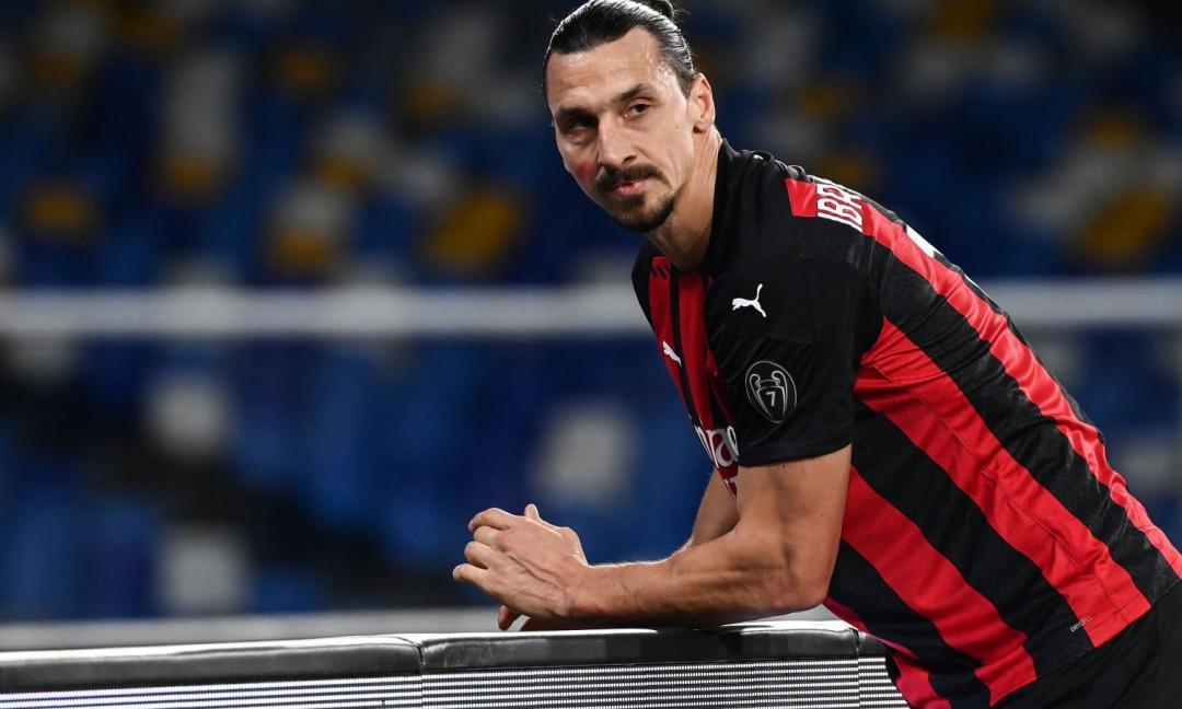 Infortunio Ibrahimovic, ansia Milan: le condizioni