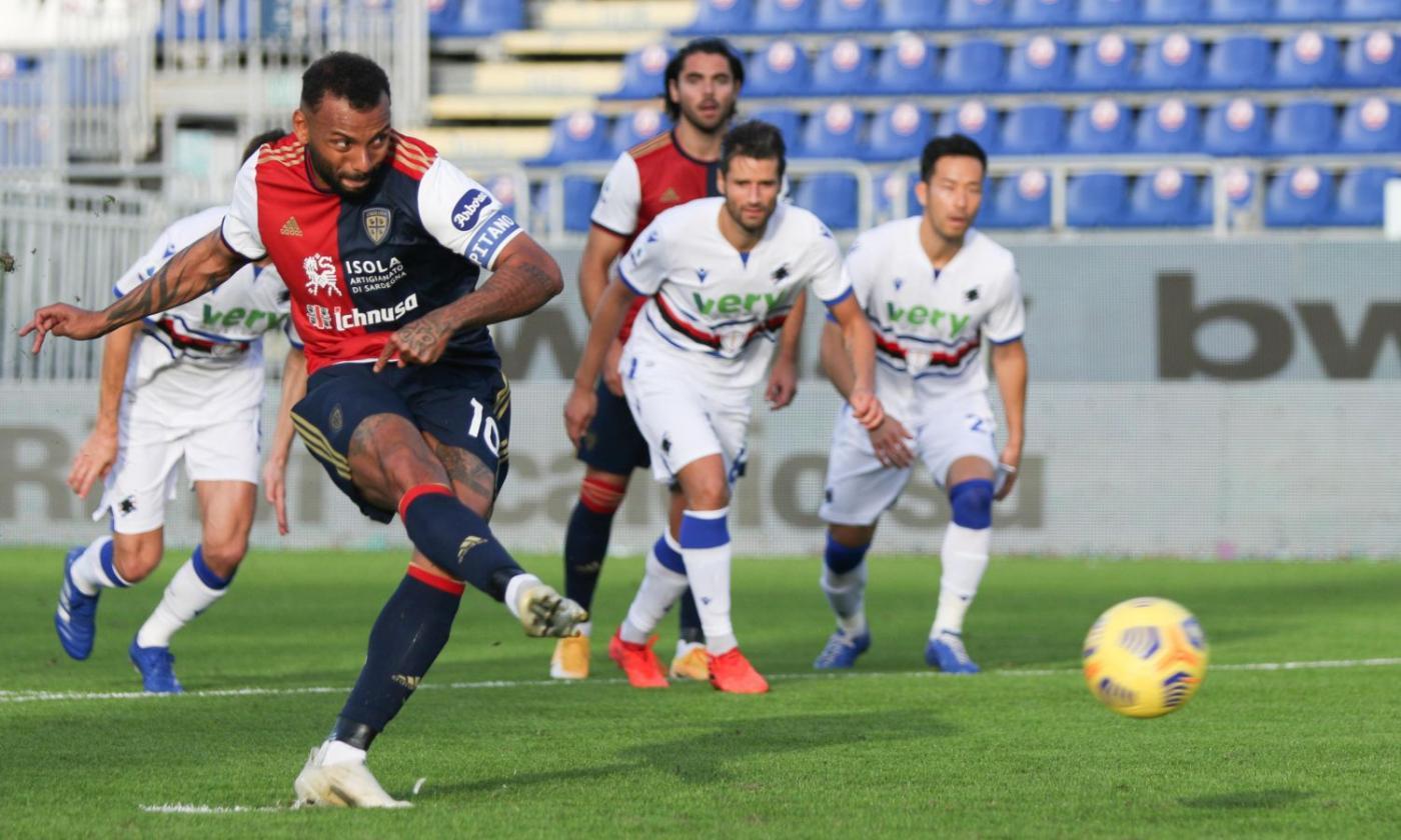 Serie A LIVE: Cagliari-Sampdoria termina 2-0, alle 18 Benevento-Spezia | ilbianconero.com