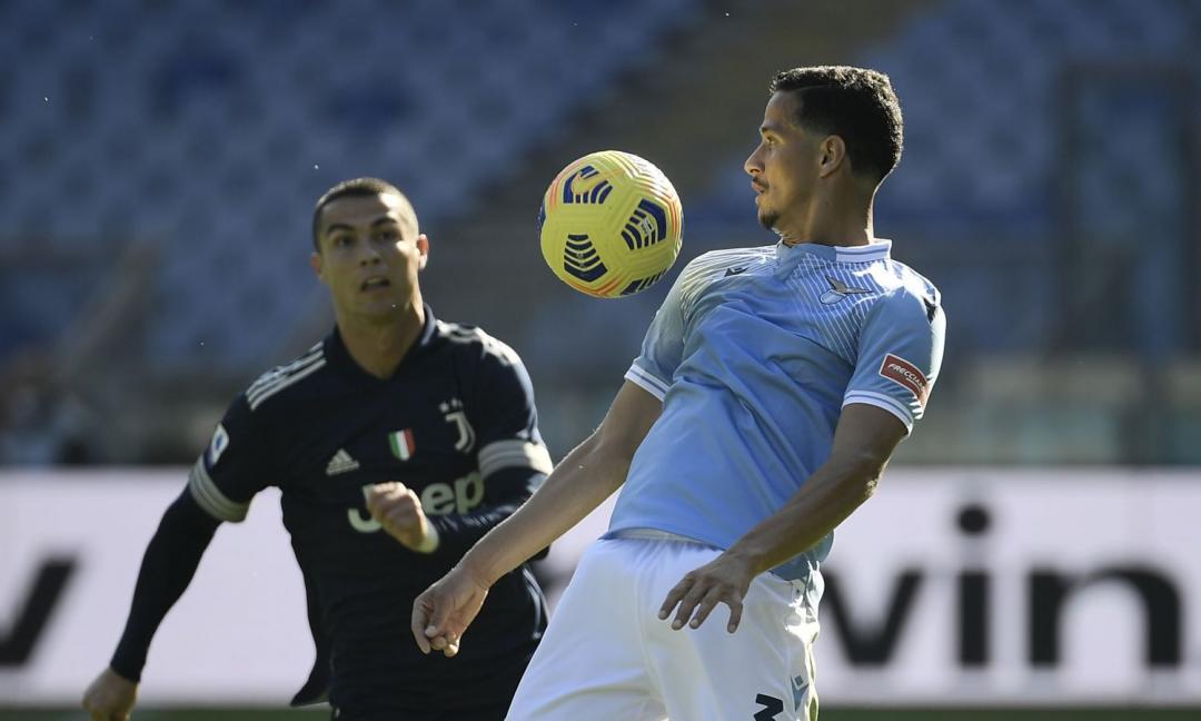 Lazio, Luis Felipe positivo dopo la gara con la Juve