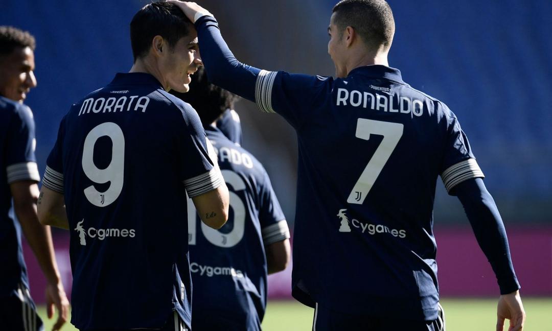 Verso Inter-Juve, tutte le ultime di formazione