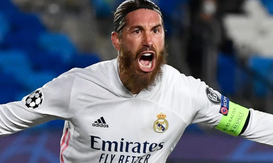 Spunta la giocata di Ramos alla Juve