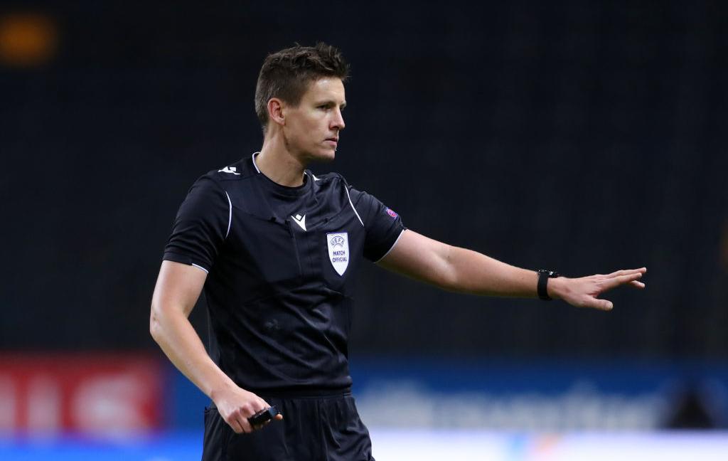 Juve-Ferencvaros: ecco l'arbitro designato