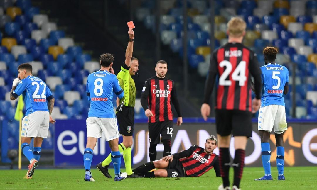 Auriemma: 'Soliti errori degli arbitri contro Napoli, campionato condizionato'