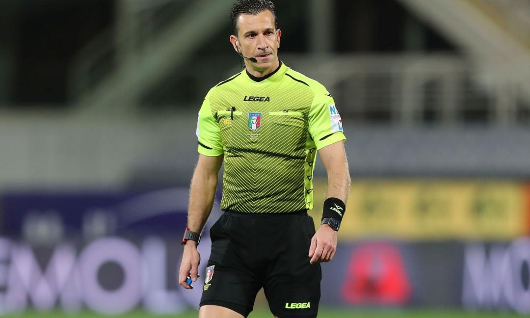 Inter-Juve: arbitra Doveri! La scelta al Var e il sestetto completo