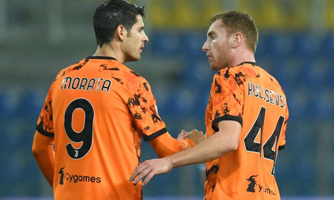 Juve, Pirlo ritrova Morata e aggiusta l'attacco. Kulusevski 'versione Dybala' e Ronaldo...