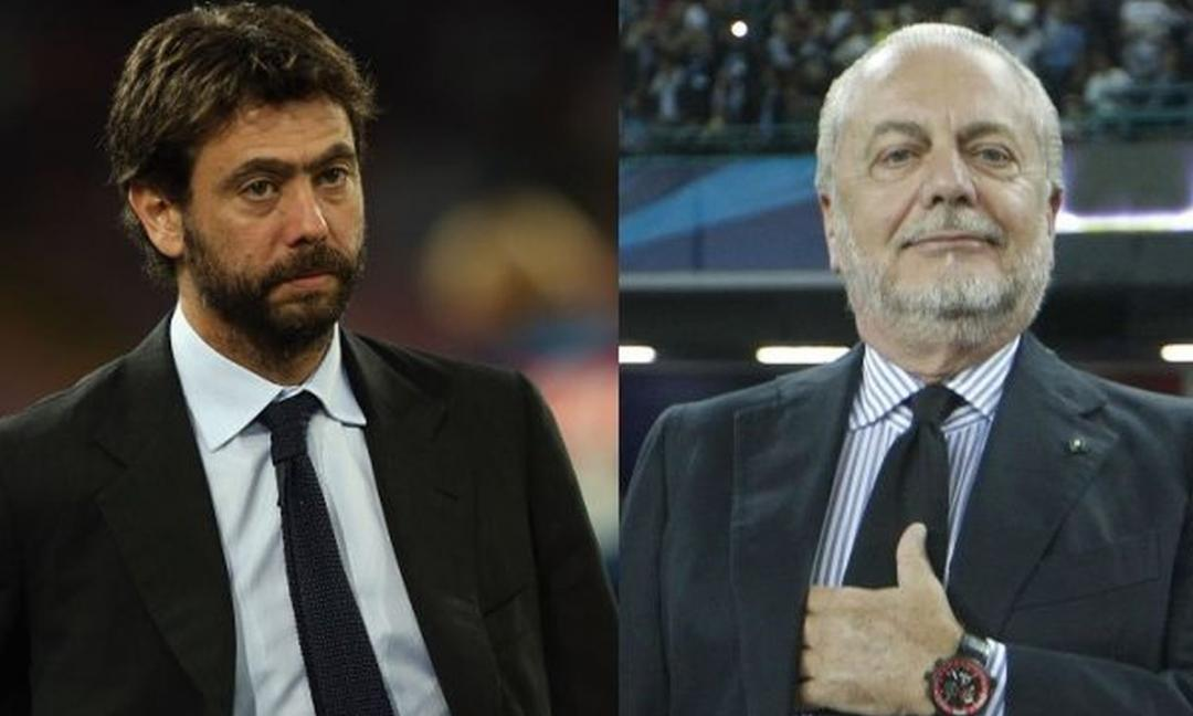 La Colonna Infame: Juve-Napoli, De Laurentiis ci riprova. E si dimostra arrogante e insicuro