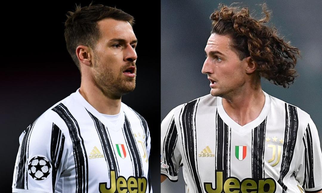 Ramsey & Rabiot, i due 'casi' della Juve: discontinui e in cerca di  riscatto, come cambia il futuro | ilbianconero.com