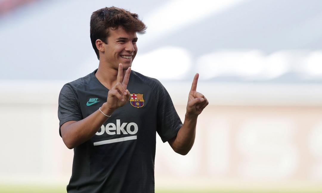 Juve-Barça, si lavora per Puig