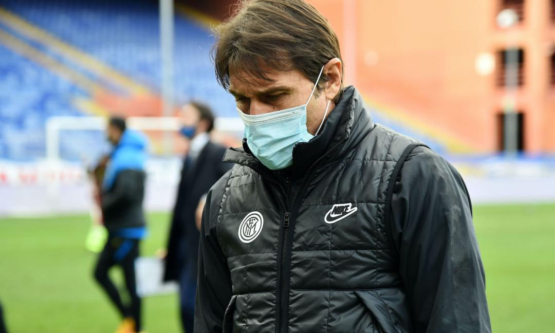 Inter, Conte: 'Ho fatto tanti cambi perché altrimenti contro la Juve...'