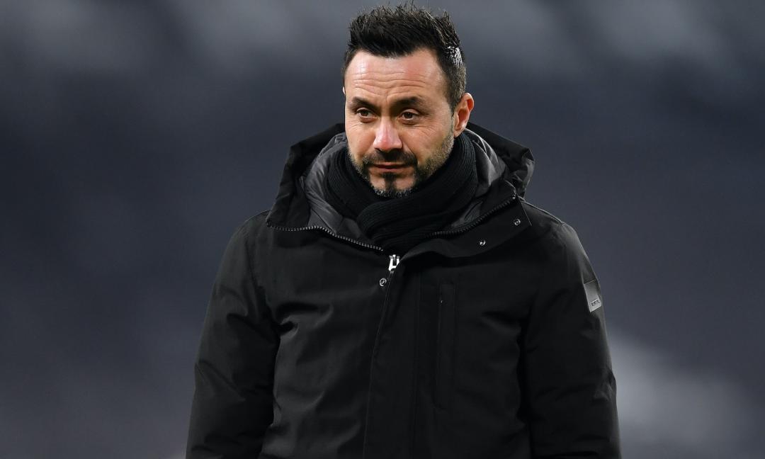 Sassuolo, De Zerbi è una furia: 'Ci manca un rigore contro l'Inter! Irrati? Mai piaciuto'