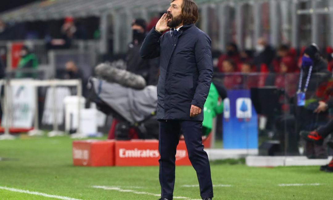 Pirlo: 'La Juve aveva la partita in mano ma è mancata la concentrazione. Kulusevski e Dragusin...'