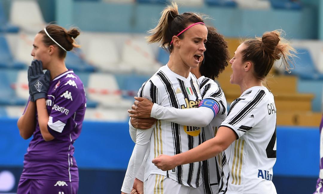 Coppa Italia, Pomigliano-Juve Women 1-5: le bianconere centrano la qualificazione