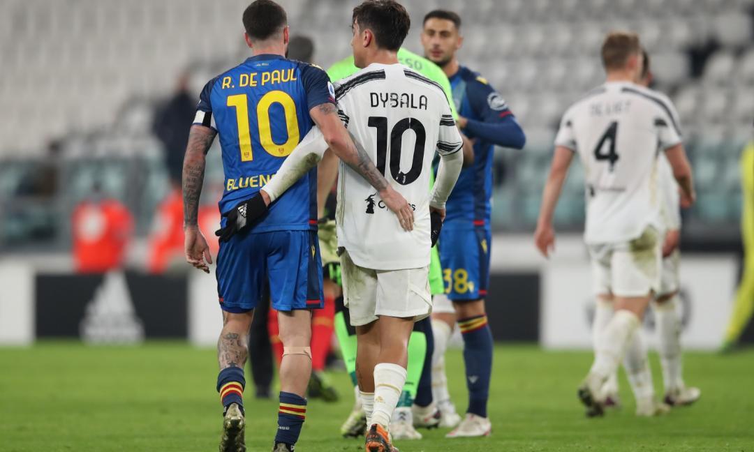 Udinese-Juve, come vederla in tv e le PROBABILI FORMAZIONI