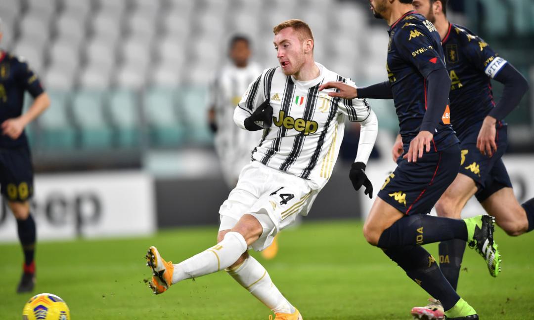 Juve-Genoa, Pirlo col 4-2-4 per i supplementari! Lo schieramento completo