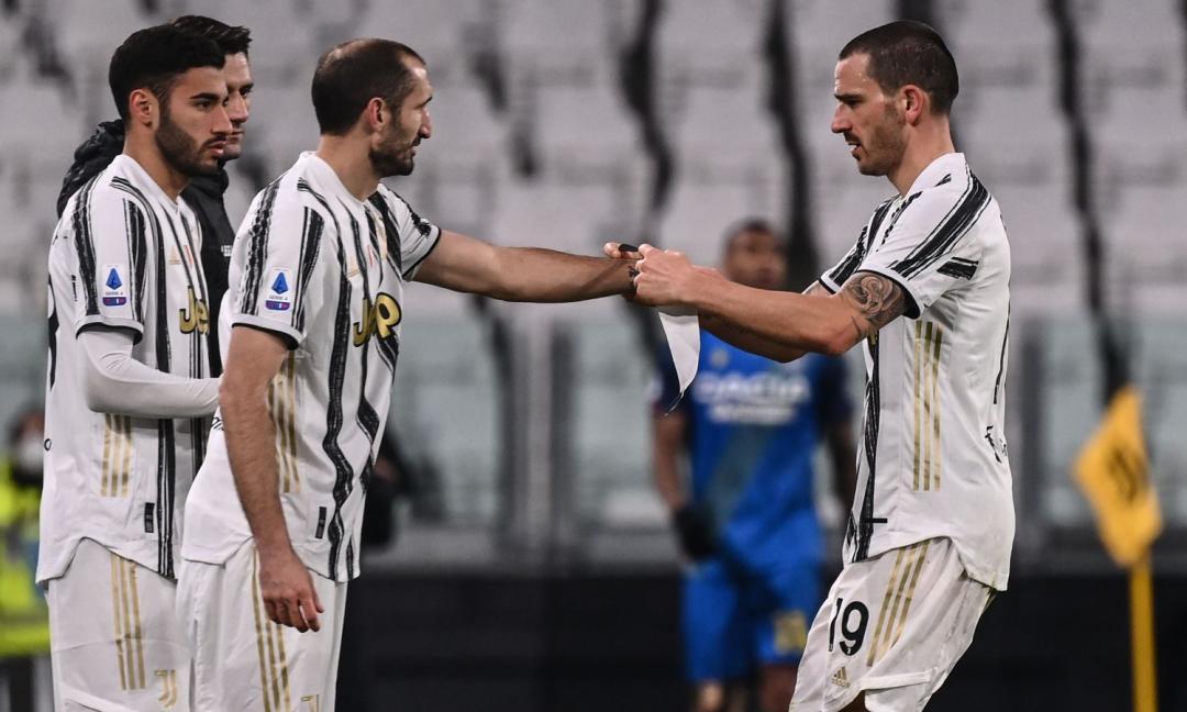 Juve, la difesa tiene in piedi lo scudetto: prima in Serie A e tra le migliori in Europa, la classifica