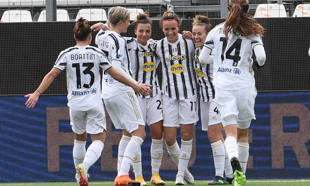 Pomigliano-Juve Women, le PAGELLE: Staskova fa la Girelli, Ippolito merita la titolarità