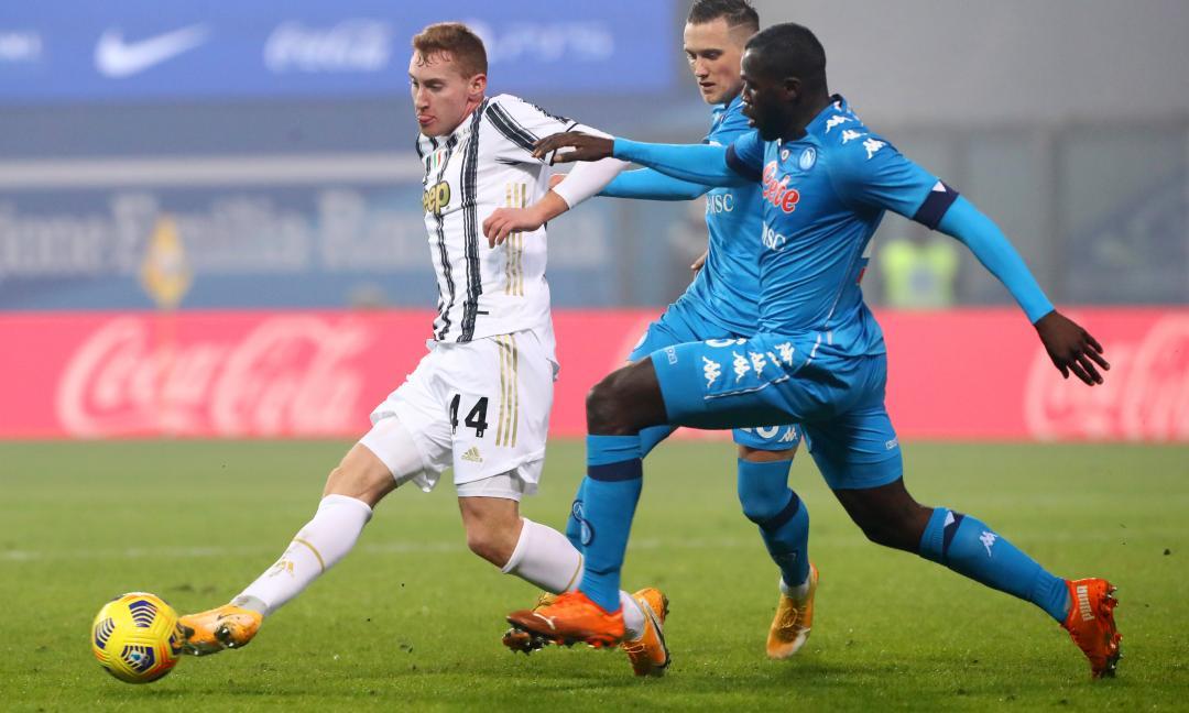 Juve-Napoli, spunta la data per il recupero: 'Sarà a marzo'
